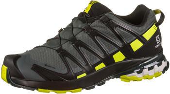 Salomon Trailrunning-Schuhe XA Pro 3D v8 schwarz/grün (L41118000)