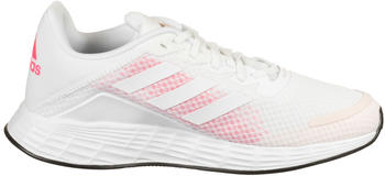 Adidas Duramo SL Women cloud white/cloud white/signal pink