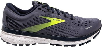 Brooks Ghost 13 Men grey/navy/nightlife