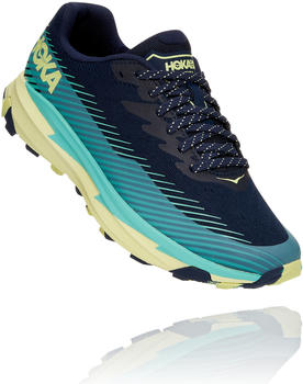 Hoka One One Torrent 2 Women black iris/cascade