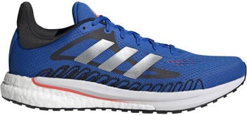 Adidas SolarGlide 3 football blue/silver metallic/solar red