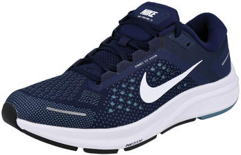 Nike Air Zoom Structure 23 (CZ6720) midnight navy/cerulean/obsidian/white