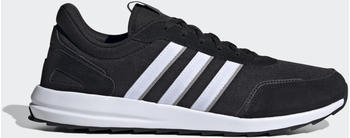 Adidas Retrorun core black/cloud white/dove grey