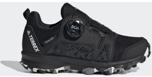 Adidas Terrex Agravic Boa RAIN.RDY Kids core black/cloud white/grey three