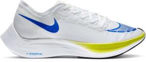 Nike ZoomX Vaporfly Next% white/cyber/black/racer blue