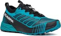 Scarpa Ribelle Run turquoise blue/black