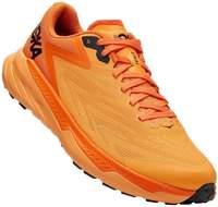 Hoka One One Zinal Running Shoes - blazing orange