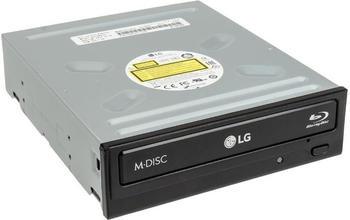 LG Blu-ray Brenner Intern BH16NS55.AUAU10B Bulk SATA Schwarz