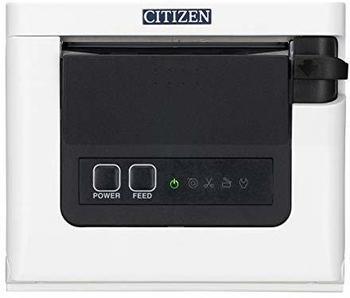 Citizen CT-S751 Printer USB White Case, (CTS751XNEWX) (USB, White Case)