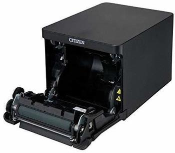Citizen CT-S751 Printer_ USB Black Case, (CTS751XNEBX)