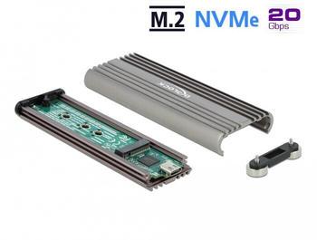 DeLock M.2 NVMe PCIe USB 3.2 Gen 2x2 Typ-C (42001)