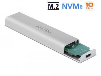 DeLock M.2 NVMe PCIe USB 3.2 Gen2 Typ-C (42634)