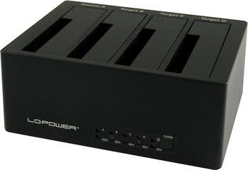 LC Power LC-DOCK-U3-4B