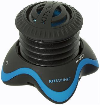 Kitsound Invader schwarz