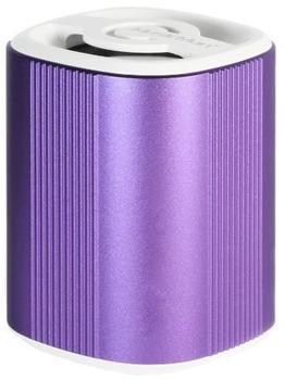Technaxx MusicMan Grenade Bluetooth Soundstation BT-X4 violett