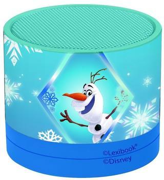 Lexibook Disney Die Eiskönigin Mini Blutooth Lautsprecher