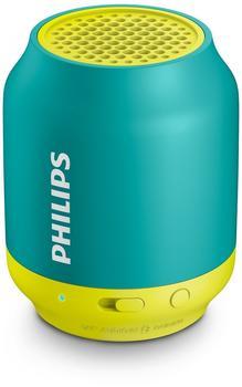 Philips BT50 türkis/neongelb