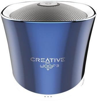 Creative Woof 3 blau