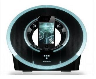 Monster Cable 132727-00 Tron Light Disc Audio