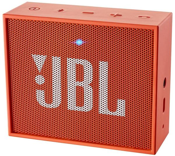 JBL GO Wireless orange