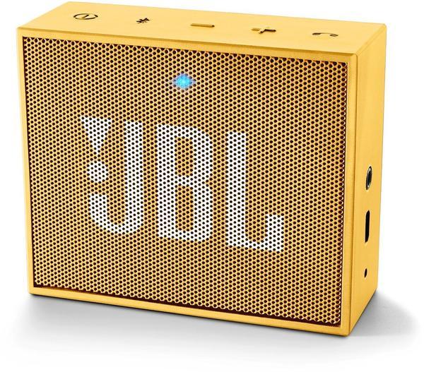 JBL GO Wireless gelb