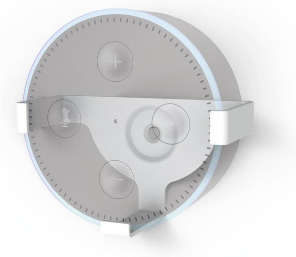 Hama Amazon Echo Dot (2. Generation) Wandhalterung weiß