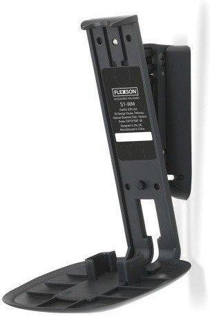 Flexson Sonos One Wandhalterung schwarz (Paar)