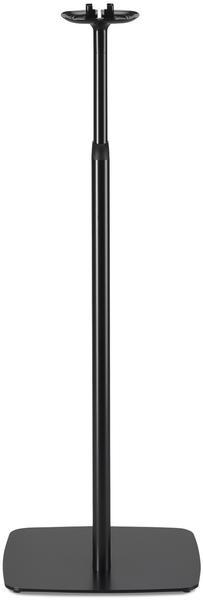 Flexson Sonos One/Sonos Play:1 Verstellbarer Standfuß (Paar) schwarz