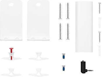 Bose Soundbar 500/700 Wandhalterung weiß