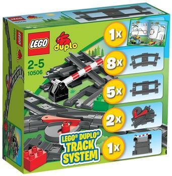 LEGO Duplo - Eisenbahn Zubehör Set (10506)