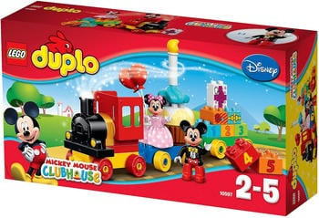 LEGO Duplo - Mickey & Minnie Geburtstagsparade (10597)