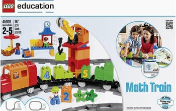 LEGO Education - Mathe-Zug (45008)