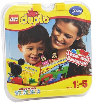 LEGO Duplo - Minnie eröffnet ein Cafe (10579)