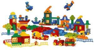 LEGO Duplo Riesen Set Grundelemente (9090)