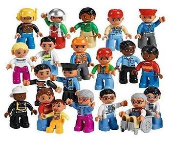LEGO Duplo Menschen aus der Nachbarschaft