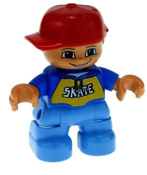 LEGO Duplo Junge blau (47205)
