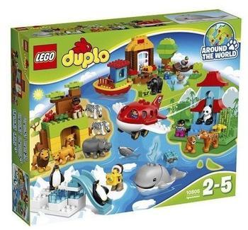 LEGO Duplo - Einmal um die Welt (10805)