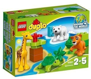 LEGO Duplo - Jungtiere (10801)