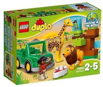 LEGO Duplo - Savanne (10802)