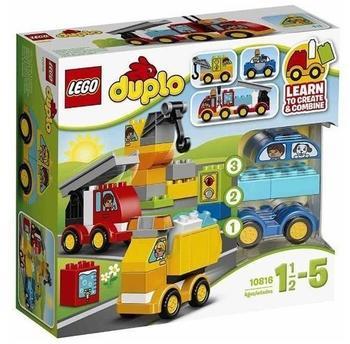 LEGO Duplo - Meine ersten Fahrzeuge (10816)