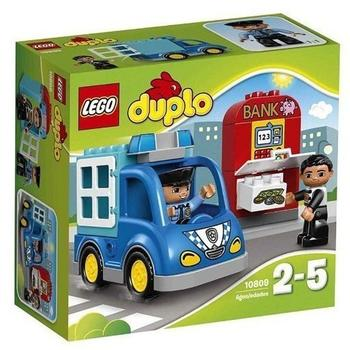 LEGO Duplo - Polizeistreife (10809)