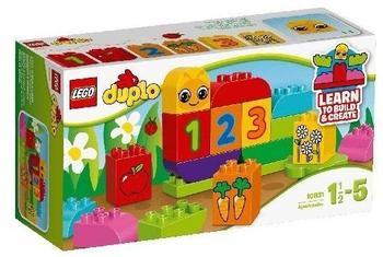LEGO Duplo - Meine erste Zahlenraupe (10831)