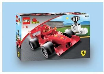 LEGO Duplo Ville Ferrari Rennwagen (4693)