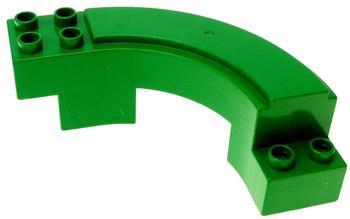 Lego Duplo Rennbahn grün (31205)