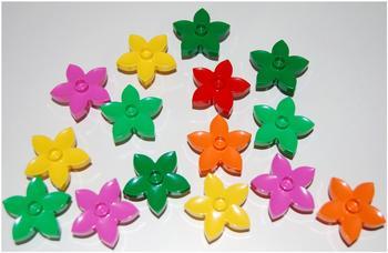 Lego Duplo 10 Blumen