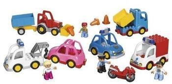 Lego Duplo Multi Fahrzeuge (45006)
