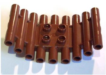 LEGO Duplo Hängebrücke braun (31062)