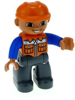 Lego Duplo Figur Bauarbeiter PB156 (47394)