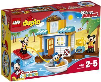 LEGO Duplo - Mickys Strandhaus (10827)