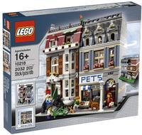Lego 10218 Zoohandlung